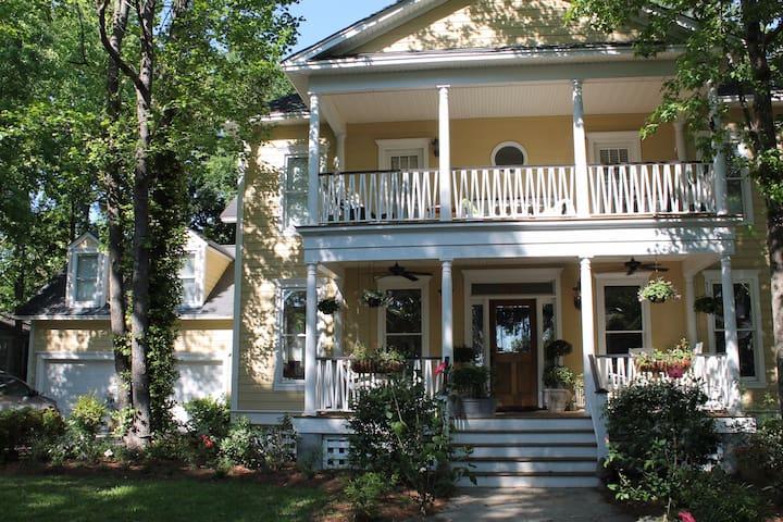 Charming, spacious Daniel Island home