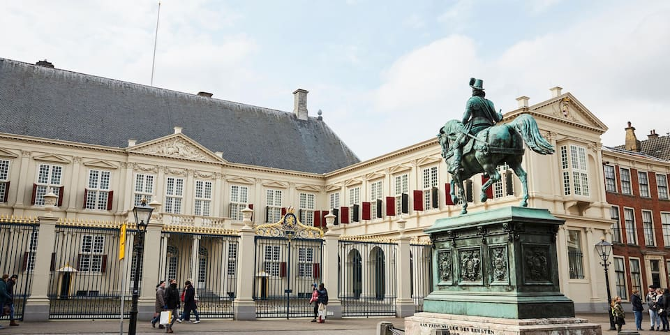 In the Royal heart of The Hague