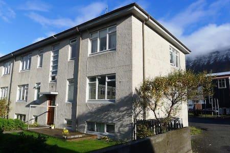 Nice apartment near town center. - Ísafjörður