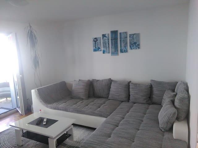 Gästezimmer in Privatwohnung ca. 13 m2