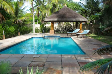 House with pool on Atalaia Island, Canavieiras - Villa