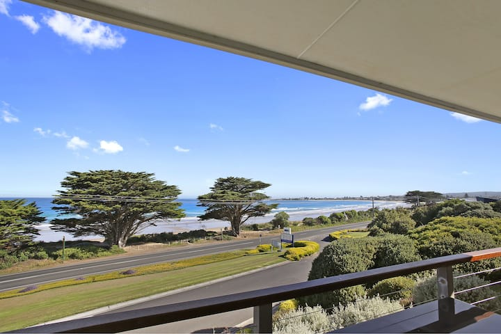 BIG4 Apollo Bay 2BR Ocean View Beach House 6 berth
