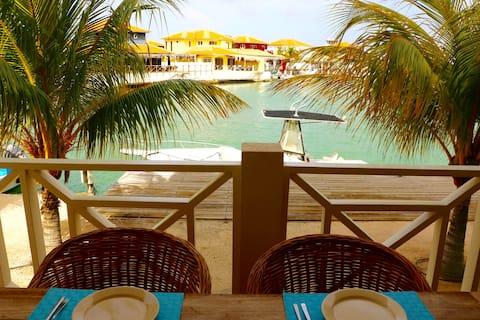 Caribbean Lofts 'Kadushi' // Water side