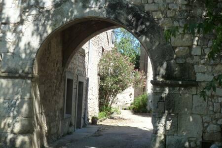Gîte 8 pers - Accès SPA et Patio - Corps de ferme - La Garde-Adhémar - Apartment