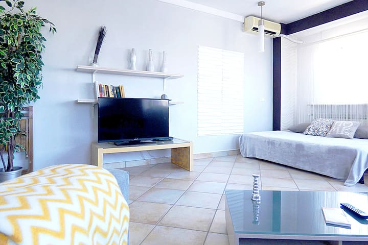 ❤️BALCONY & OLD TOWN 3 bed, panoramic view HOR