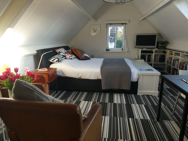 Utrechtse Heuvelrug,  Bed and Breakfast bij bos