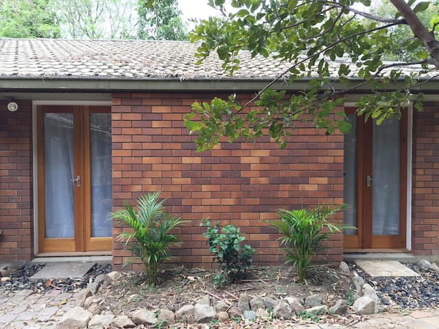Peaceful & Private 2BR Granny Flat - Indooroopilly - Apartemen