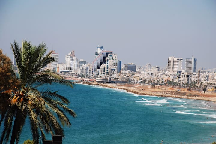 jaffa seashell - Tel Aviv-Yafo - Lägenhet