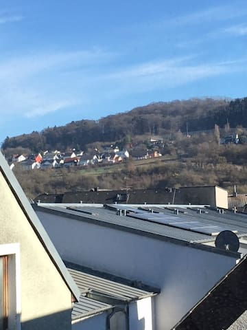 Studio with Moselle Valley view