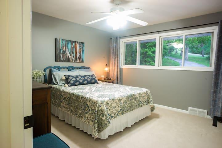Hall Bedroom #3