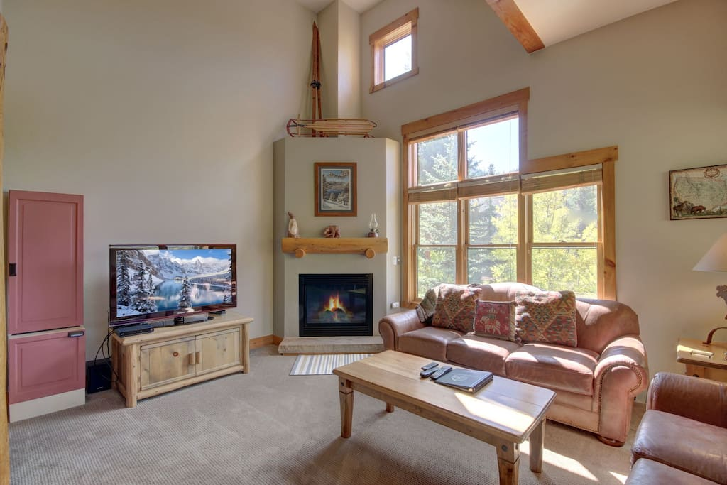 Vacation townhome at Trappers Crossing.