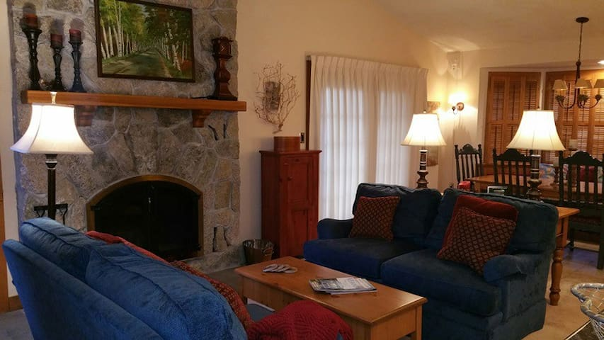 Forest Cottage 19 Bretton Woods - TP - Carroll