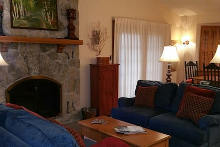 Forest Cottage 19 Bretton Woods - TP - Carroll - 连栋住宅