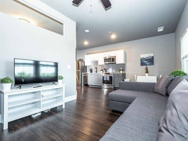Stunning Downtown Condo with Rooftop Patio #419