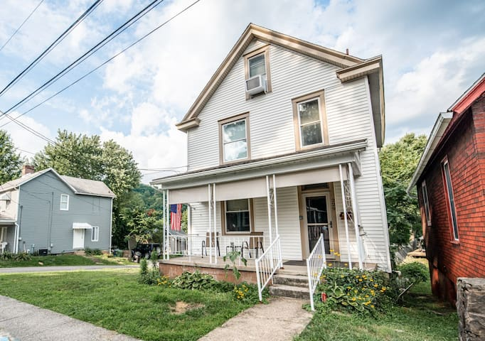 Accommodating Home Next to Downtown Morgantown