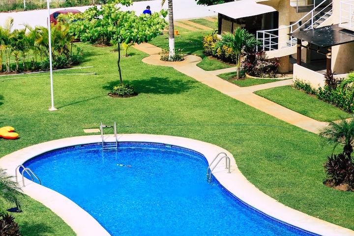 ⭐ Jacuzzi y Roof Garden en Zona Diamante