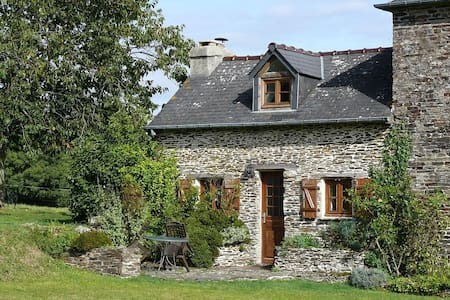 Stunning cottage in countryside - La Bazoque - Rumah