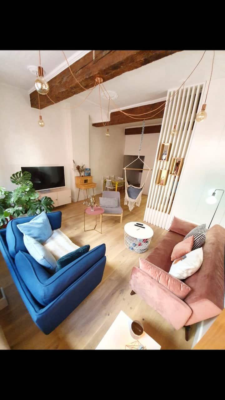 Nouveau! Superbe appartement Vieux Lyon