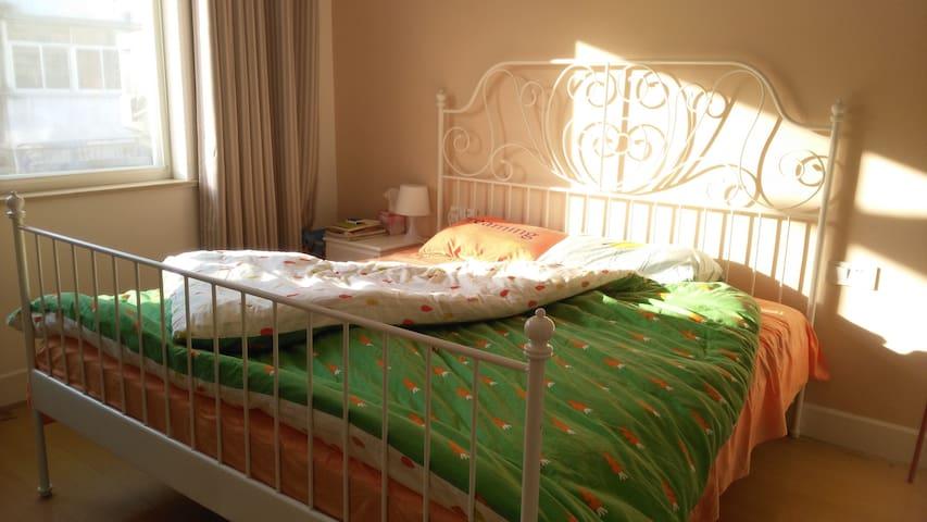 爱的家~Your  home温馨的二居室 - Huangshan - Apartment