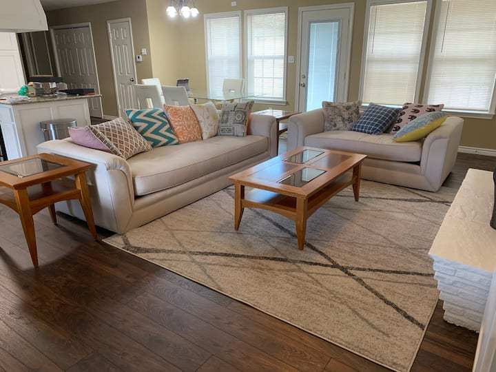 1BR/2 Double Beds