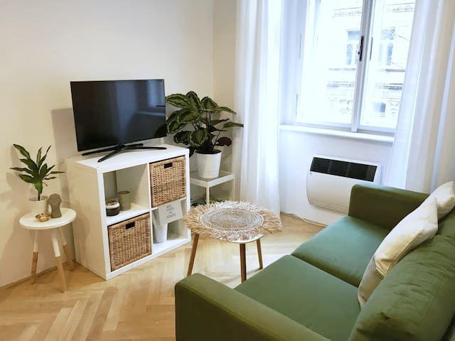 Spacious 2BR Apt By the River ☆ 5 min to Old Town