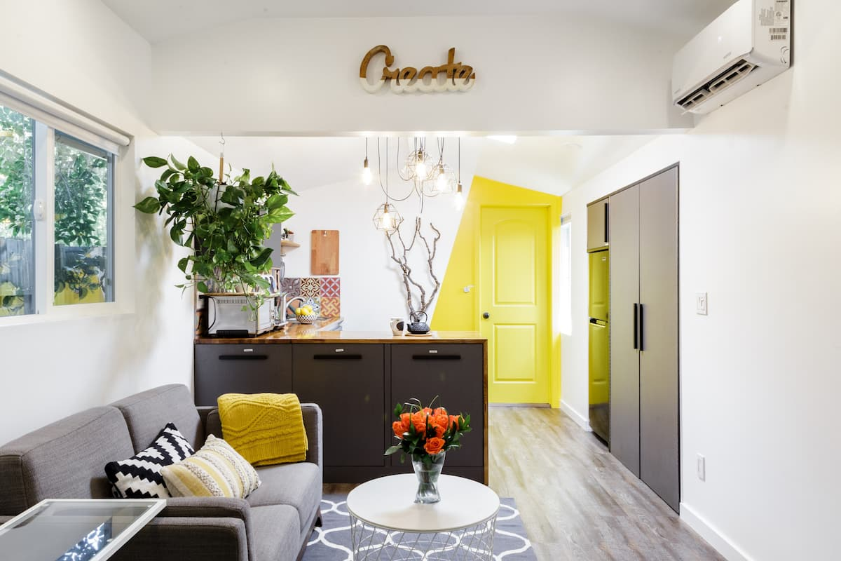 Explore LA from a Chic Studio