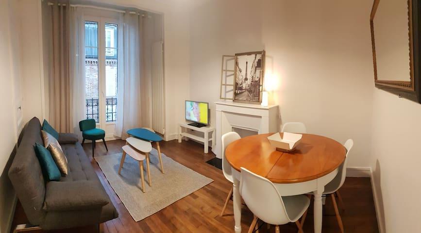 Appartement 2 pièces Boulogne Billancourt, Paris