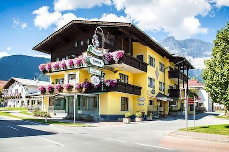 Gästehaus Gastl in den Tiroler Alpen