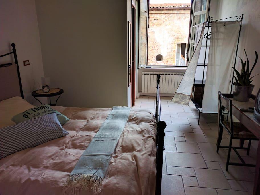 La vecchia pretura stanza con bagno privato pernottamento e colazione in affitto a vasto - Stanza con bagno privato roma ...