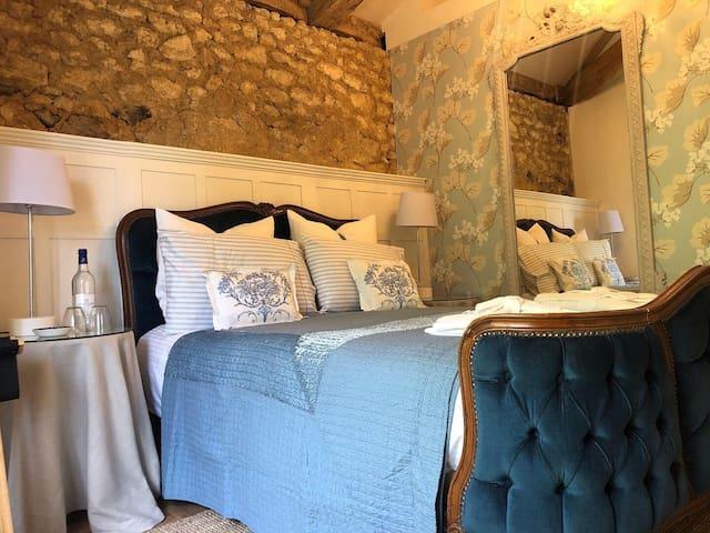 The Bijou Blue Room