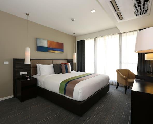 One Bedroom Superior (64 sq.m)