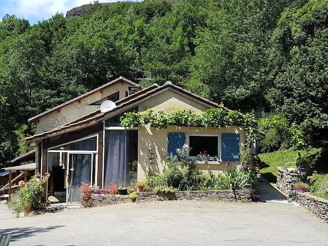 Le SIVAROL chambres d'hôtes en vallée d'Ax