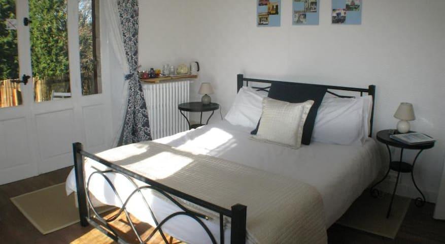 La Maison du Marchand- Balcony Room