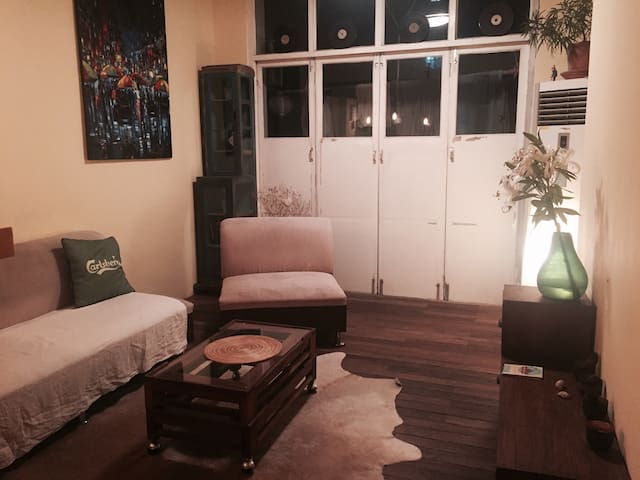 Lovely apartment in Downtown Yangon
