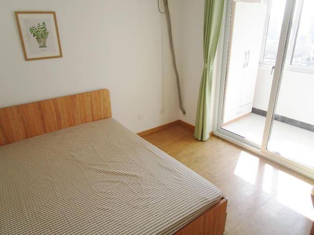 7号线美兰湖附近出租宜家风格的主卧 - Szanghaj - Apartament