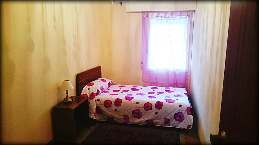 Habitación individual a 5 minutos de la Catedral - Tarazona