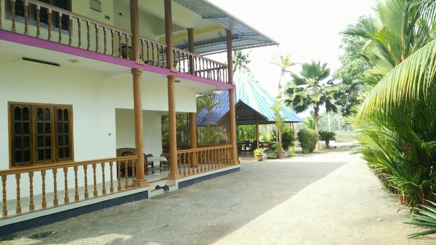 Island view resort 1 - Kulathoor