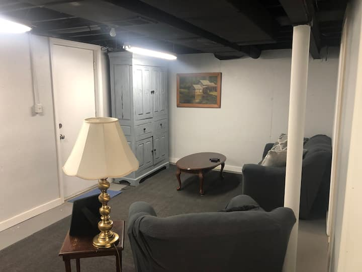 Private Basement Apartment
