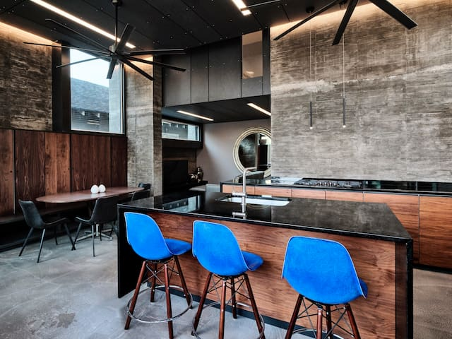 Remarkable Mid-City Dwelling
