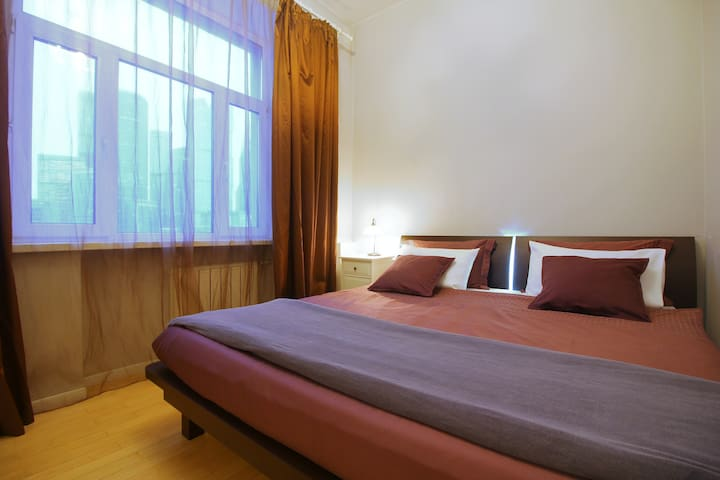 Holiday Business Apartment Moscow-city view