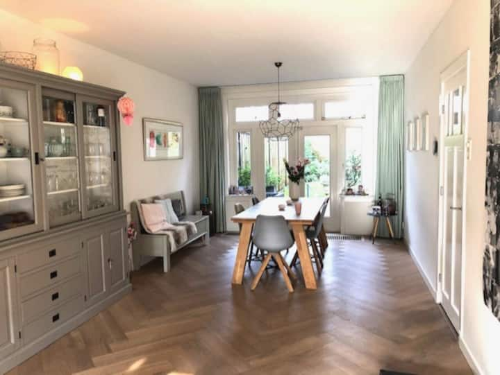 Lovely family home close to Utrecht and Amsterdam