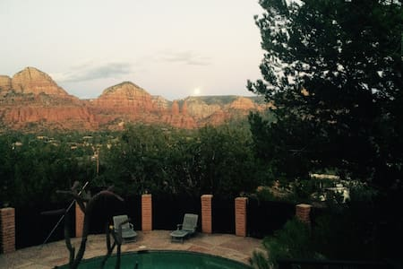 Magical Sedona home in exclusive development - Sedona - Apartamento