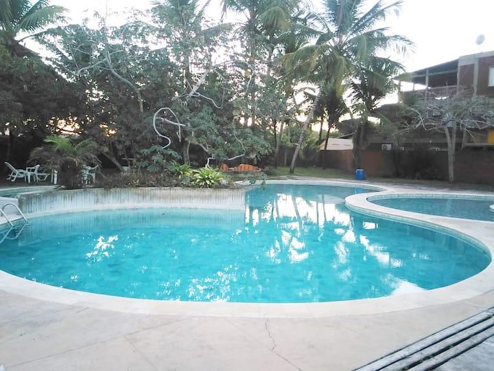 Apartamento em Alcobaça (BA)