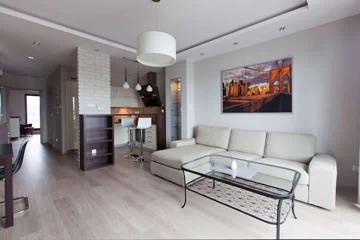 Apartment next to Park nearby City - Breslávia - Apartamento