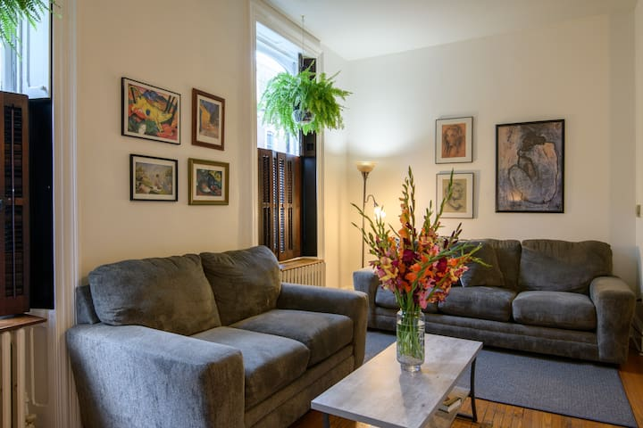 Beautiful Rittenhouse Apt - 1 BR & Prime Location