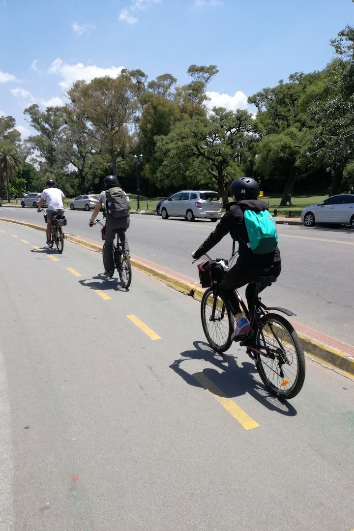 Bici Tour Bosques de Palermo