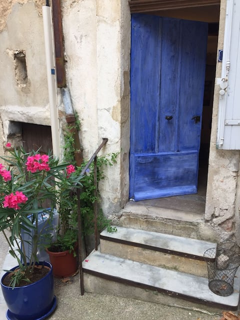 Charming house in the center of Beaumes de Venise