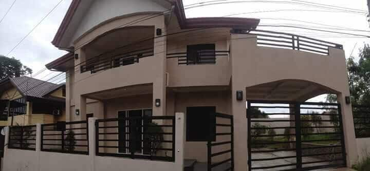 Fully Furnished Modern Two Story House