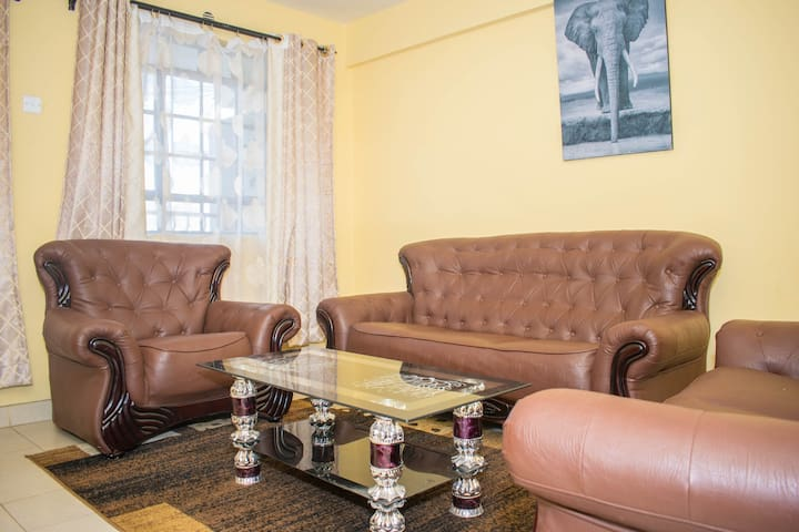 Beautiful 2 Bedroom Apartment in Nairobi