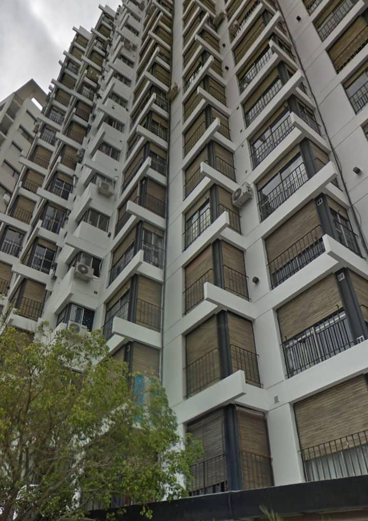 Departamento zona centro La Plata, compartido